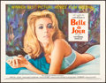 """Movie Posters:Foreign, Belle de Jour (Allied Artists, 1967). Half Sheet (22"""" X 28""""). Foreign.. ..."""