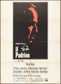 "Movie Posters:Crime, The Godfather (Paramount, 1972). Italian 2 - Fogli (39.25"" X 55"")S. Neil Fujita Artwork. Crime.. ..."