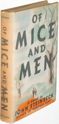 Books:Literature 1900-up, John Steinbeck. Of Mice and Men. New York: 1937. Firstedition....