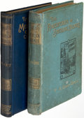 Books:Mystery & Detective Fiction, A. Conan Doyle. The Adventures [and Memoirs] of SherlockHolmes. London: 1892[-1894]. First editions.... (Total: 2Items)