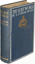 Books:Science Fiction & Fantasy, A. Conan Doyle. The Lost World. London: [1912]. First edition....