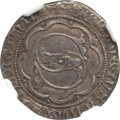 Italy:Siena, Italy: Siena. Republic Grosso of 5-1/2 Soldi ND (1376-91) AU55 NGC,...