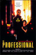 """Movie Posters:Thriller, The Professional (Columbia, 1994). One Sheet (26.75"""" X 39.75"""") DS. Thriller.. ..."""