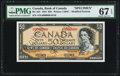 Canadian Currency, BC-42S $50 1954 Specimen.. ...