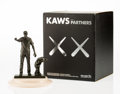 Fine Art - Sculpture, American:Contemporary (1950 to present), KAWS (b. 1974). Partners, 2011. Painted cast vinyl, withplastic base. 8 x 6-1/2 x 6-1/2 inches (20.3 x 16.5 x 16.5 cm)...
