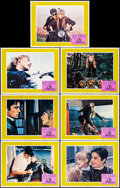 """Movie Posters:Exploitation, The Girl on a Motorcycle & Other Lot (Claridge Pictures, 1968). Lobby Cards (7), & Lobby Card Set of 4 (11"""" X 14""""). Exploita... (Total: 11 Items)"""