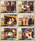 """Movie Posters:Drama, In Our Time (Warner Brothers, 1944). Lobby Cards (6) (11"""" X 14""""). Drama.. ... (Total: 6 Items)"""