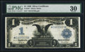 Large Size:Silver Certificates, Fr. 235* $1 1899 Silver Certificate PMG Very Fine 30.. ...