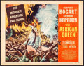 "Movie Posters:Adventure, The African Queen (United Artists, 1952). Title Lobby Card (11"" X 14""). Adventure.. ..."
