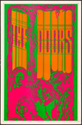 """Movie Posters:Rock and Roll, The Doors (Saladin, 1967). Head Shop Poster (13"""" X 20""""). Rock and Roll.. ..."""