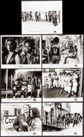 """Movie Posters:Action, The Warriors (Paramount, 1979). Photos (10) & Mini Lobby Cards (4) (8"""" X 10""""). Action.. ... (Total: 14 Items)"""