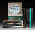 Asian:Chinese, An Asian Art Auction Catalog Group, varying vintages. Volumespublished by Christie's. 10-5/8 inches high x 8-1/4 inches...(Total: 25 Items)