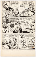 Original Comic Art:Panel Pages, Tom Gill The Lone Ranger ...