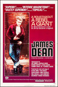 """Movie Posters:Documentary, James Dean: The First American Teenager (ZIV, 1976). One Sheet (27"""" X 41""""). Documentary.. ..."""