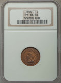 Proof Indian Cents, 1895 1C PR66 Red and Brown NGC. ...