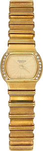 Estate Jewelry:Watches, Robergé Lady's Diamond, Gold Watch . ...