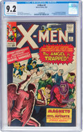 Silver Age (1956-1969):Superhero, X-Men #5 (Marvel, 1964) CGC NM- 9.2 Off-white to white pages....