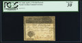 Colonial Notes:North Carolina, North Carolina April 2, 1776 $10 Peacock PCGS Very Fine 30.. ...