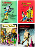 Books:Miscellaneous, Hardcover Comic Related Reference Books Group of 8 (Various Publishers).... (Total: 8 Items)