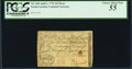 Colonial Notes:North Carolina, North Carolina April 2, 1776 $15 Boar PCGS Choice About New 55.. ...