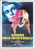 "Movie Posters:Horror, The Haunting of Julia (Titanus, 1978). Italian 4 - Fogli (55.25"" X 77"") Parisi Artwork. Horror.. ..."