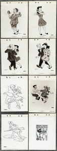 """Movie Posters:Animation, Make Mine Music (RKO, 1946). Keybook Photos (28) (8.25"""" X 10.75""""). Animation.. ... (Total: 28 Items)"""