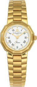 Estate Jewelry:Watches, Baume & Mercier Lady's Gold Riviera Watch  Cas...