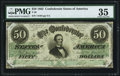 Confederate Notes:1862 Issues, T50 $50 1862 PF-17 Cr. 361.. ...