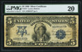 Large Size:Silver Certificates, Fr. 271 $5 1899 Silver Certificate PMG Very Fine 20.. ...