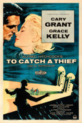 """Movie Posters:Hitchcock, To Catch a Thief (Paramount, 1955). One Sheet (27""""..."""