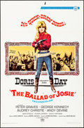 "Movie Posters:Comedy, The Ballad of Josie (Universal, 1967). One Sheet (27"" X 41""). Comedy.. ..."