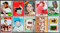 Baseball Cards:Lots, 1950's - 2018 Topps, Leaf, O-Pee-Chee Baseball Stars & Hall ofFamers (15). ...