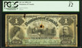 Canadian Currency, DC-16 $4 1900.. ...
