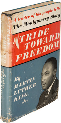 Martin Luther King, Jr. Stride Toward Freedom. The Montgomery Story. New York: Harpe