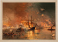 Books:Americana & American History, Louis Prang. Group of Twelve Chromolithographs from Prang's WarPictures. Boston: L. Prang & Company, 1886-1888. Chr...