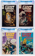 Bronze Age (1970-1979):Horror, Ghost Stories CGC-Graded NM/MT 9.8 Group of 4 (Dell, 1970-73) CGCNM/MT 9.8 Off-white to white pages.... (Total: 4 Comic Books)