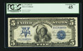 Large Size:Silver Certificates, Fr. 275 $5 1899 Silver Certificate PCGS Extremely Fine 45.. ...