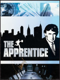 """Movie Posters:Miscellaneous, Donald Trump in The Apprentice (Trump Productions, Mid 2000s). Autographed Poster (21"""" X 28""""). Miscellaneous.. ..."""