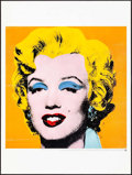 "Movie Posters:Miscellaneous, Marilyn Monroe by Andy Warhol (1990s). Art Prints (2) (23"" X 31.5"" & 24"" X 30""). Miscellaneous.. ... (Total: 2 Items)"