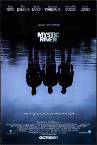 """Mystic River & Others Lot (Warner Brothers, 2003). One Sheets (3) (27"""" X 40""""). Crime. ... (Total: 3 It..."""