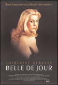 """Movie Posters:Foreign, Belle de Jour (Miramax, R-1995). Rolled, Very Fine/Near Mint. One Sheet (27"""" X 39.75""""). Foreign.. ..."""