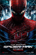"""Movie Posters:Action, The Amazing Spider-Man (Columbia, 2012). One Sheet (27"""" X 40"""") DS Advance, 3-D/IMAX 3-D Style. Action.. ..."""