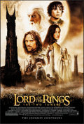 "Movie Posters:Fantasy, The Lord of the Rings: The Two Towers (New Line, 2002). One Sheet(27"" X 40"") DS. Fantasy.. ..."