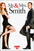 """Movie Posters:Action, Mr. & Mrs. Smith (20th Century Fox, 2005). One Sheets (2), & International One Sheet (27"""" X 40"""") SS & DS Advance, 3 Styles. ... (Total: 3 Items)"""