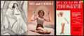 """Movie Posters:Bad Girl, Bettie Page in Art and Camera & Other Lot (CamerartsPublishing, 1956). Photography Magazines (2) (Multiple Pages, 8.5""""X 11... (Total: 2 Items)"""