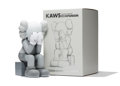 Fine Art - Sculpture, American:Contemporary (1950 to present), KAWS (b. 1974). Passing Through Companion (Grey), 2013.Painted cast vinyl. 11-1/2 x 6-1/2 x 7-1/2 inches (29.2 x 16.5 x...