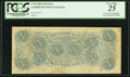 Confederate Notes:1863 Issues, T59 $10 1863 PF-19IB Cr. 442IB CC.. ...