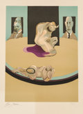 Prints & Multiples, Francis Bacon (1909-1992). Metropolitan Museum of Art, 1975. Lithograph in colors on Arches paper. 45-1/8 x 34 inches (1...