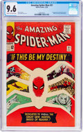 Silver Age (1956-1969):Superhero, The Amazing Spider-Man #31 (Marvel, 1965) CGC NM+ 9.6 Cream to off-white pages....
