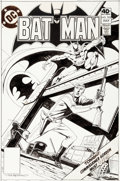 Original Comic Art:Covers, Jim Aparo Batman #325 Cover Original Art (DC, 1980)....